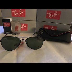 PERFECT RAY BAN SUNGLASSES